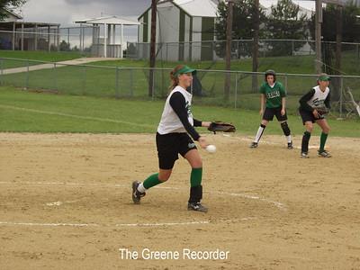 Softball JV vs Osage
