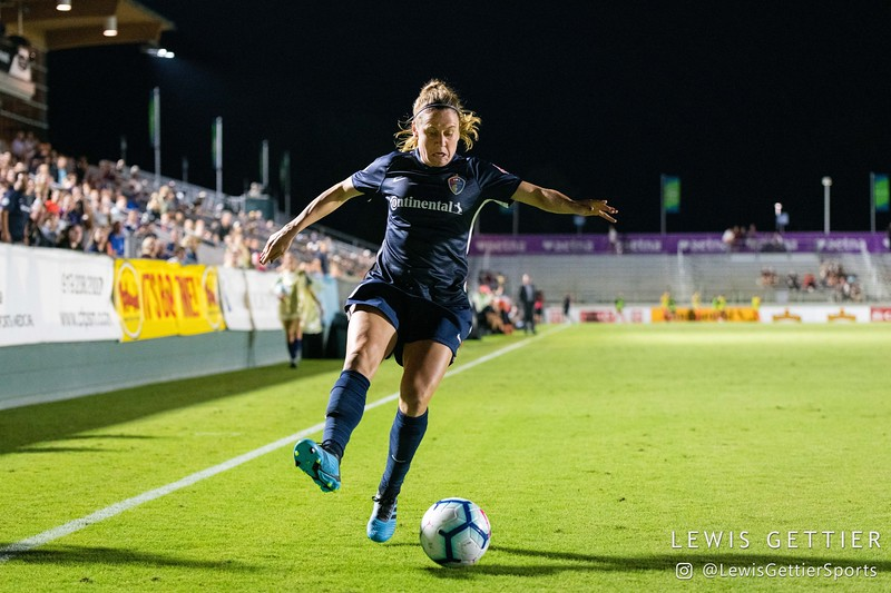 NWSL Regular Season Week 23 - NC Courage vs Houston Dash