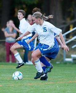Lady Vikings Soccer vs FHH