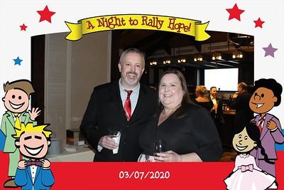 Kiddos Clubhouse Celebration 3-7-2020