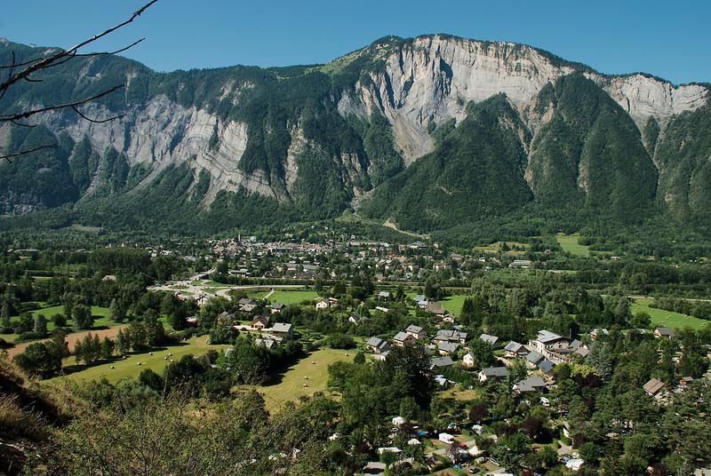 Le Bourg d'Oisans