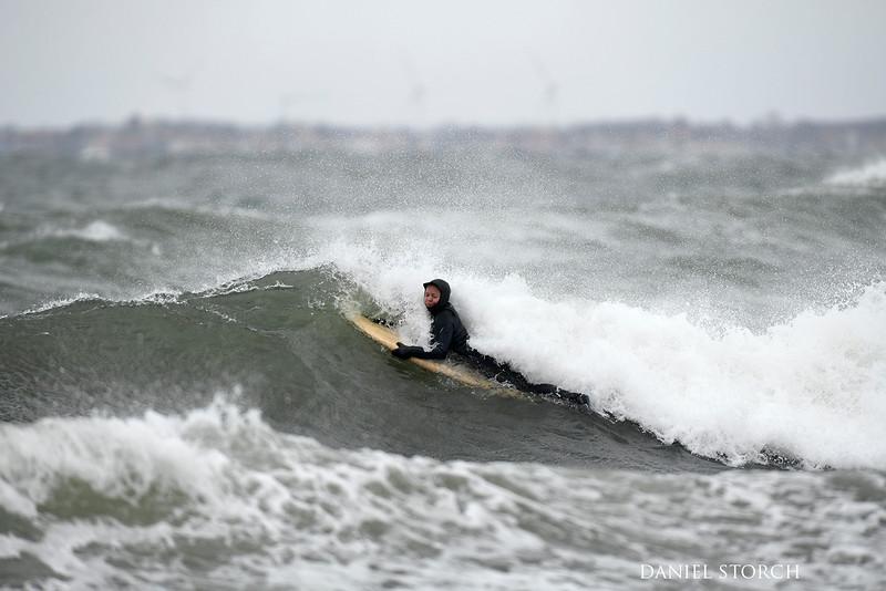 Hornbæk surfing 05.04.2021