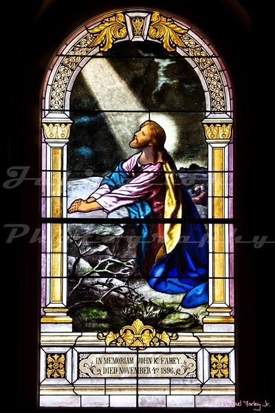 St Patrick's Catholic Church, Sonora, CA.