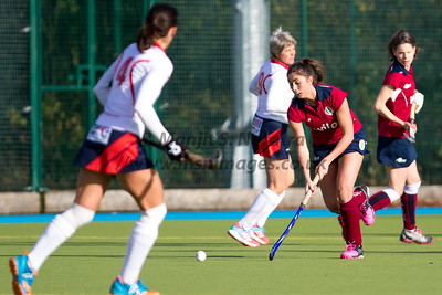 Olton Ladies 1st XI vs Trojans Ladies 1st XI 13-11-2016