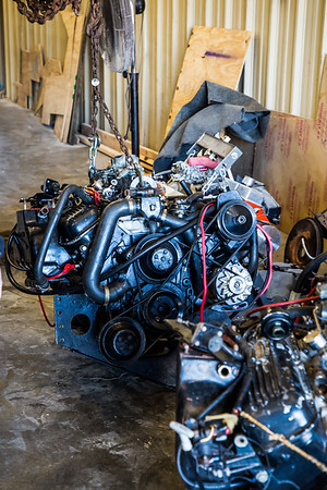 Twin Engine Rebuild for Nick