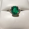 3.08ct Vintage Emerald Solitaire, by Tiffany & Co 24