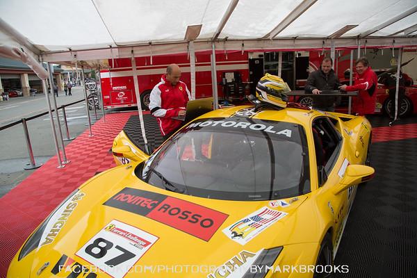 Sonoma Ferrari Challenge 2014