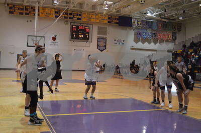Girl's Basketball West vs. Lincoln Southeast