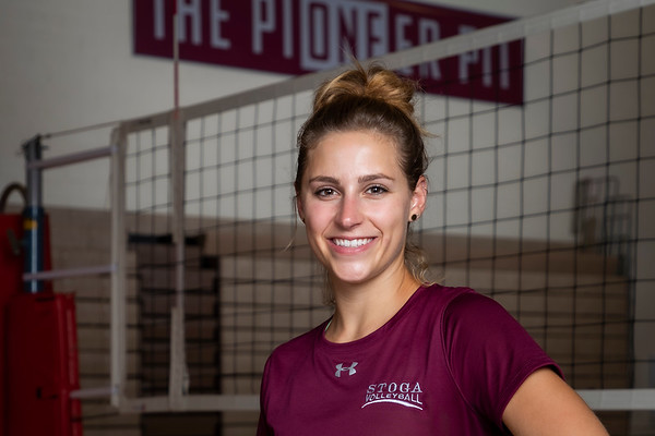 Conestoga VOLLEYBALL Headshots & Team 08/15/2019