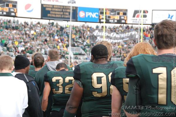 Michigan State Game Photos 2011
