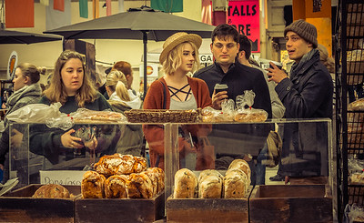 201906 - Street Photography: Market with People