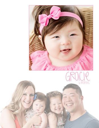 Gracie 6 Months