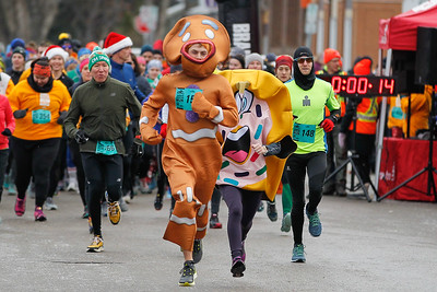 2019 Brainsport Gingerbread Run
