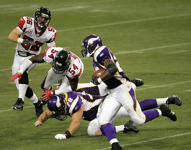 Minnesota Vikings vs Atlanta Falcons (Sept 9, 2007)