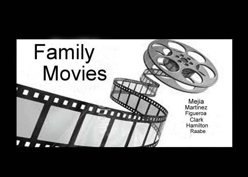 Old Family Movies