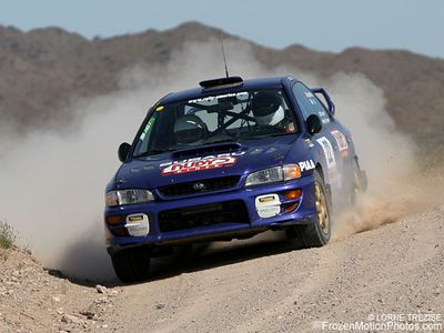 Assorted Rally Images