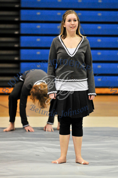St. Charles HS Winter Guard