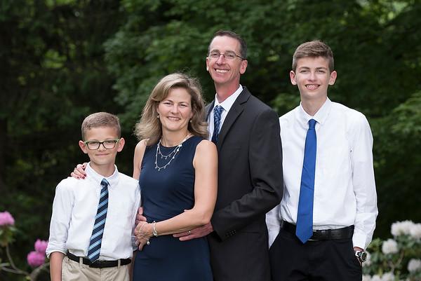 Pyburn Family 6/9/18