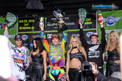 2015 metLife Supercross