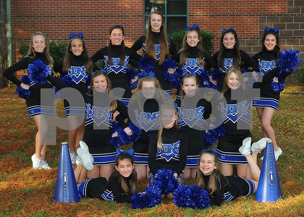 SLS Cheerleaders