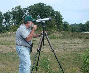 Scott's Mountain Hawk Watch