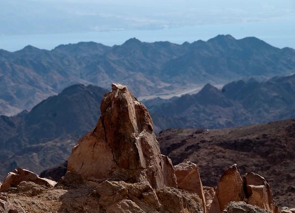 DESERT HIKES - the Eilat Mountains