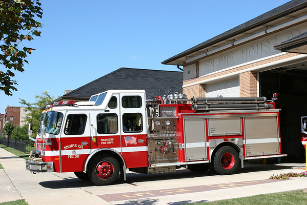 MILWAUKEE FIRE DEPARTMENT FIRES - INCIDENTS