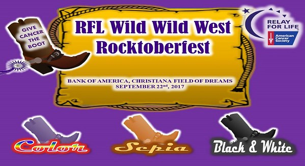 Relay for Life - Wild Wild West Rocktoberfest