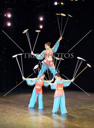 The Acrobats