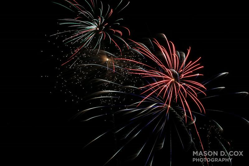 Pirate's Cove Fireworks | Rye, NH | July 5, 2014