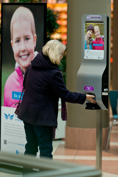 Terraboost - Wellness Kiosks Displays