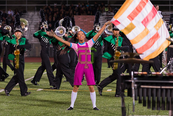 SCSBOA Competition at West Ranch High - Oct. 22, 2016