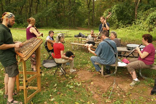 French Creek Music Retreat 2012