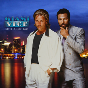Miami Vice - NBCUniversal TV Consumer Products