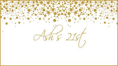 27.10 Ash's 21st