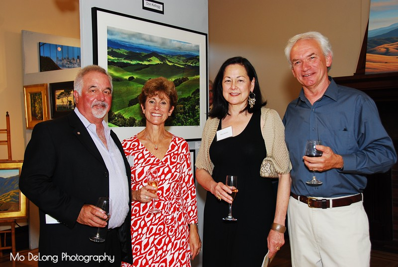 Brian and Laura McLeran, Mary Denton and Monte Deignan.jpg