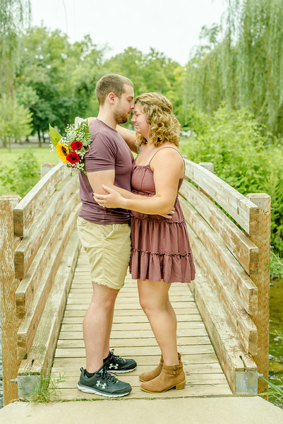 Kailey & Cody - Engaged
