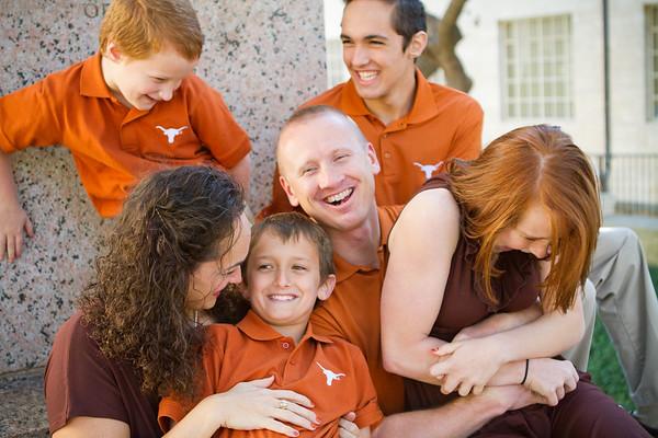 The Robbins Family - November 3, 2011