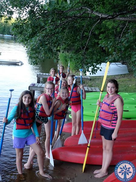 Hot Week at Woodland!