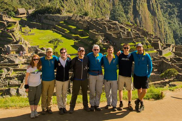 Machu Picchu April 24-30, 2016