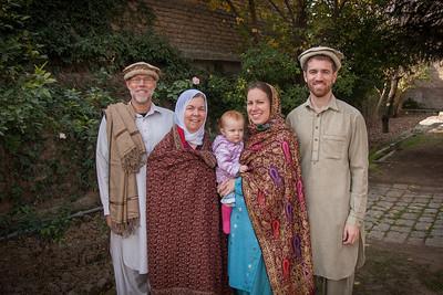 Mom & Dad Douglass visit (Nov 2012)