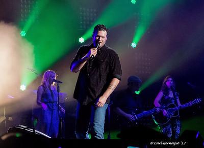 Blake Shelton - July 20, 2013