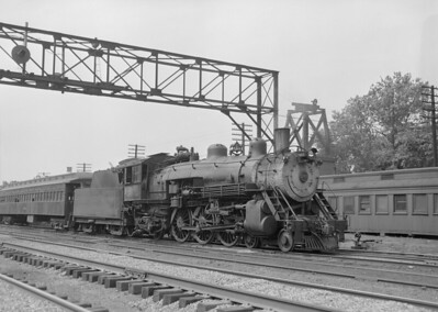 CB&Q—Steam Locomotives