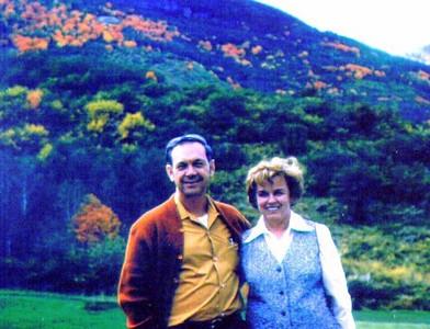 Wayne & Bette at The Homestead