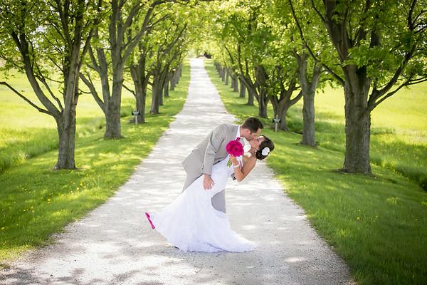 Cloutier Wedding