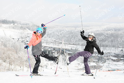 Photos on the Slopes 12-20-14