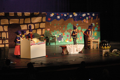 Second Grade Fairy Tale Play