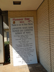 Pioneer Day 2013