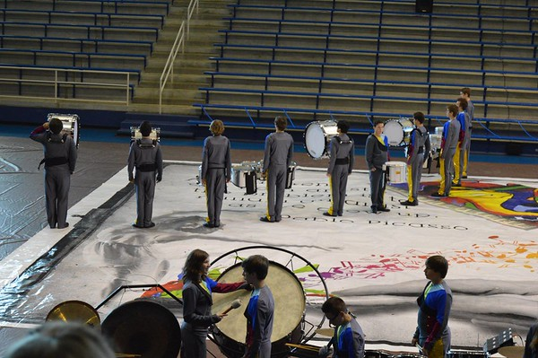 Indoor Percussion