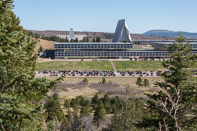 WSPC Air Force Academy and Chapel - May 2017